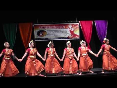 Aigiri Nandini Bharatanatyam By Sowparnika Dance Academy