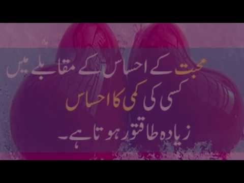 13 Deep Urdu Quotes About Care (Ehsas)