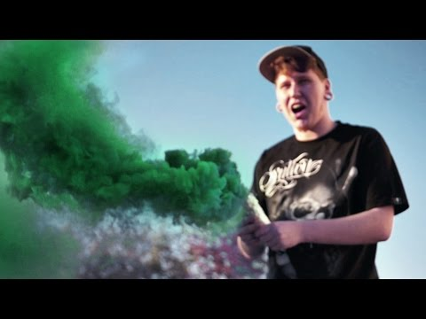 How to Make a Giant Smoke Bomb Look Green