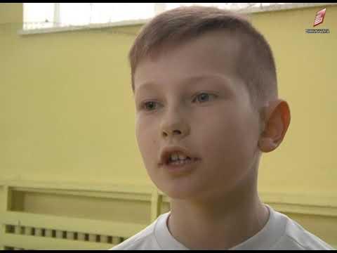 ТРК Вінниччина: Змагання з міні-футболу серед дітей молодшого шкільного віку 08 01 2019