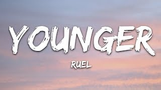 Ruel - Younger (Lyrics)