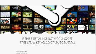 How to get free steam keys 2018 100 working july 2018 videos