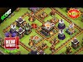 TH11 Trophy Base 2018| Best CoC Base For TH11 Legend League Post Update| Anti 2 Star + Replays