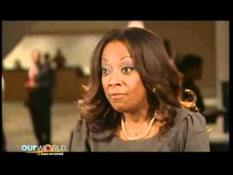 Marc Lamont Hill with Our World -   Interview with  Star Jones 6-5-11 pt. 1.