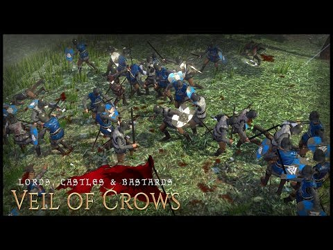 New Total War/Mount & Blade Sandbox Game | Veil Of Crows Early Access Gameplay