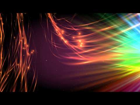 4K Snake of Fire Rippling Frame Colorful Animation HD UHD Background