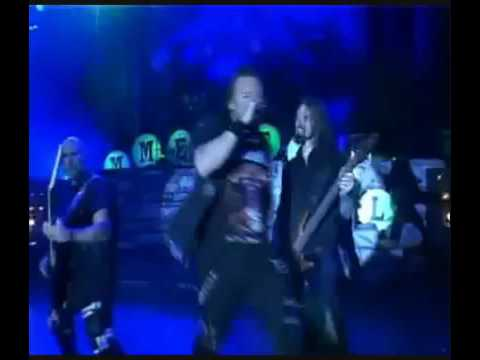 HammerFall  - Natural High. The Best Power metal. Masters Of Rock 2007