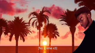 No Crime (Lyric) - Nonso Amadi