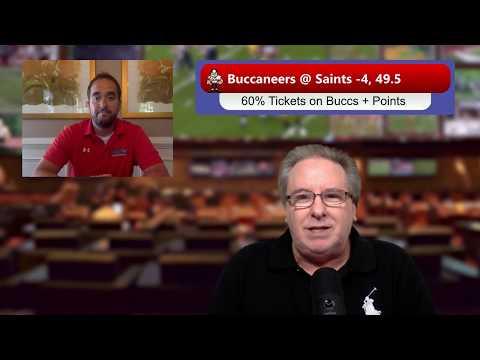 Tampa Bay Buccaneers vs. New Orleans Saints 9/13/20 NFL Picks, Predictions, Betting Tips, Week 1