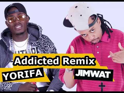 Download YORIFA ft JIMWAT & Adomizeh Addicted Remix (Official)
