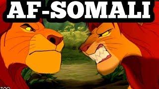 Ahmed her şey tarafından SİMBA çizgi film af somali (BÖLÜM 2)