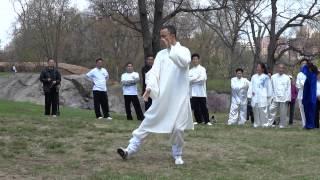 Video Sifu Vincent Lyn performing Wu Dang Tai Chi at 15th Annual World Tai Chi Day, NY download MP3, 3GP, MP4, WEBM, AVI, FLV Oktober 2018