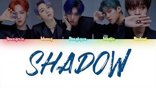 ab6ix 에이비식스 - \\'shadow\\' s color Coded Han_rom_eng
