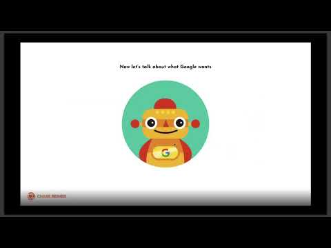SEO Webinar Replay (How To Do SEO and Make Money Without Links)