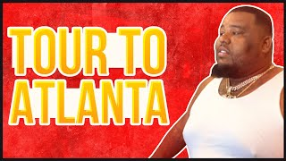 OMI IN A HELLCAT VLOG TOUR TO ATLANTA