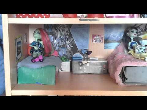 видео: Обзор домика Монстр Хай