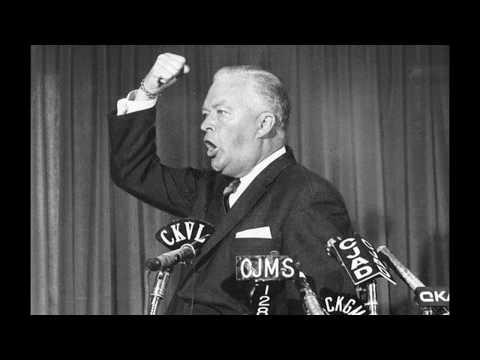 The Quiet Revolution of Quebec - 1960s