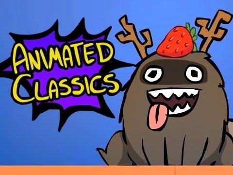 NOVA GETS A BERRY - Animated Classics