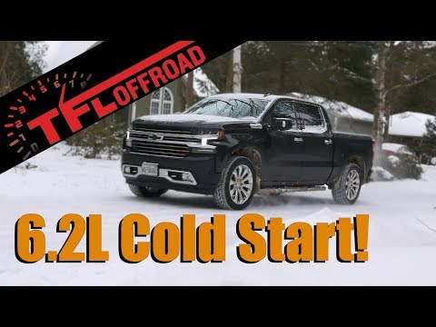 2019 Chevy Silverado Versus Winter: Investigating a Cold-Weather Issue in the New Silverado