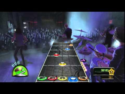 Guitar Hero Metallica: The Unforgiven III expert guitar