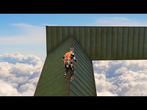 GTA 5 Online Parkour - SKY HARD PARKOUR! - #270