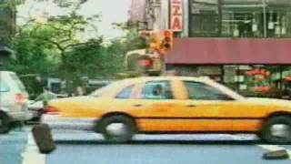 Пешеход попал под машину (Из фильма