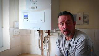 How to reset your boiler after running out of gas