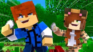 Minecraft Recess - THE CHALLENGE !? (Minecraft Roleplay - Episode 15)