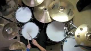 Multiple Spouse Wounds [Drum Cover] (The Mars Volta - Frances The Mute)