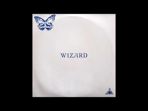 Wizard - The Original Wizard (1971) (Orange label Euro boot) (FULL