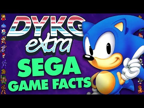 Sega Genesis Games Facts - Did You Know Gaming? extra Feat. Greg thumbnail