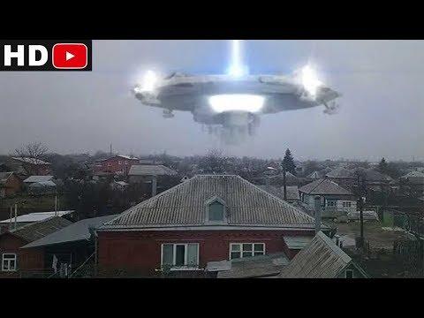 Наблюдений за НЛО 2018 | неопознанные летающие объедки со всего мира