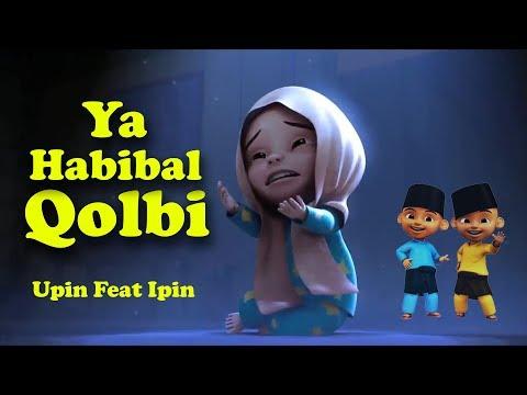 Ya Habibal Qolbi - Nissa Sabyan   Sholawat Anak Versi Upin Dan Ipin