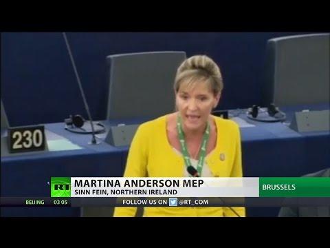 "MEP tells May to stick Irish border ""where sun doesn't shine"""