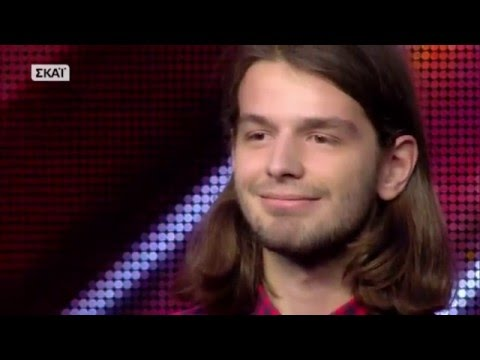 X FACTOR GREECE 2016 | AUDITIONS EPISODE 3