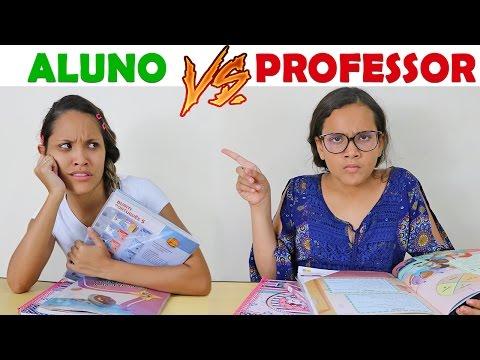 ALUNO VS PROFESSOR! - JULIANA BALTAR
