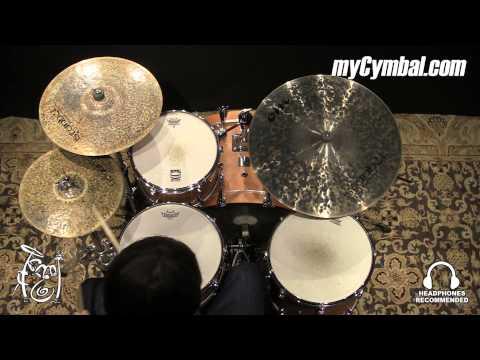 "Istanbul Agop 14"" Turk Hi Hat Cymbals (TH14-1043015M)"