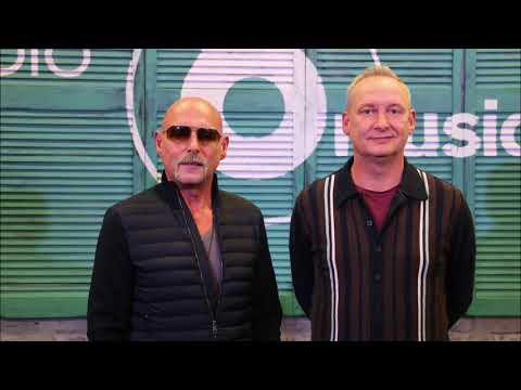 Orbital interview on BBC 6 Music with Radcliffe and Maconie - 30th August 2018