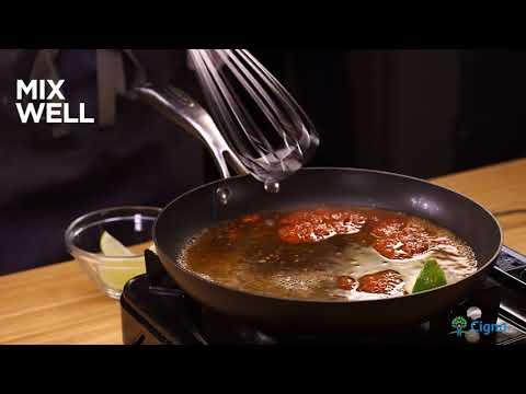 CIgna Healthy Recipe | Harissa Fish Tacos (with spicy tomato salsa)