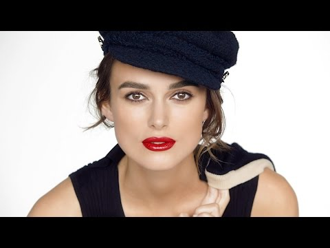 "ROUGE COCO film with Keira Knightley: featuring the ""Gabrielle"" shade from YouTube · Duration:  16 seconds"