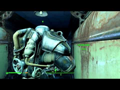 Fallout 4 (Blind) Ep. 53 - Hot Danse Moves