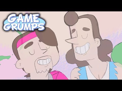 Game Grumps Animated - Confused Lyrics - by Mike Patten