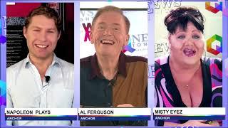 """Q News Tonight """"Q's Q&A"""" - Thu. May 21, 2020 - Daily LIVE LGBTQ News Broadcast"""