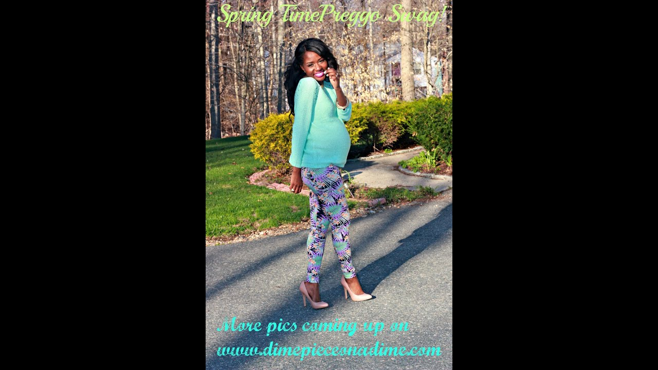 Maternity Fashion: Spring OOTD (Outfit of the Day)
