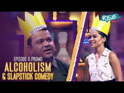Booze-Fueled Comedy | Alcoholism and Slapstick Comedy | Queens vs Kings Episode 6 Promo |Rise by TLC