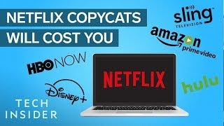 Why So Many Companies Are Copying Netflix And Why That's Bad For You