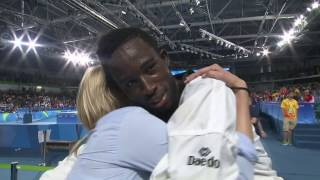 Marlene Harnois & Cheick Cissé - Rio 2016
