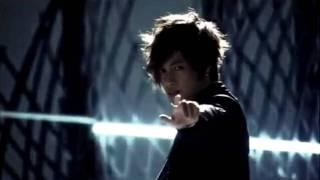 Kim Hyun Joong scenes in SS501 Solo Collection MV (Bonus: KHJ tople...