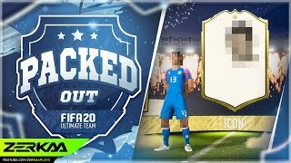 Getting Our First ICON In The Series! (Packed Out #49) (FIFA 20 Ultimate Team)