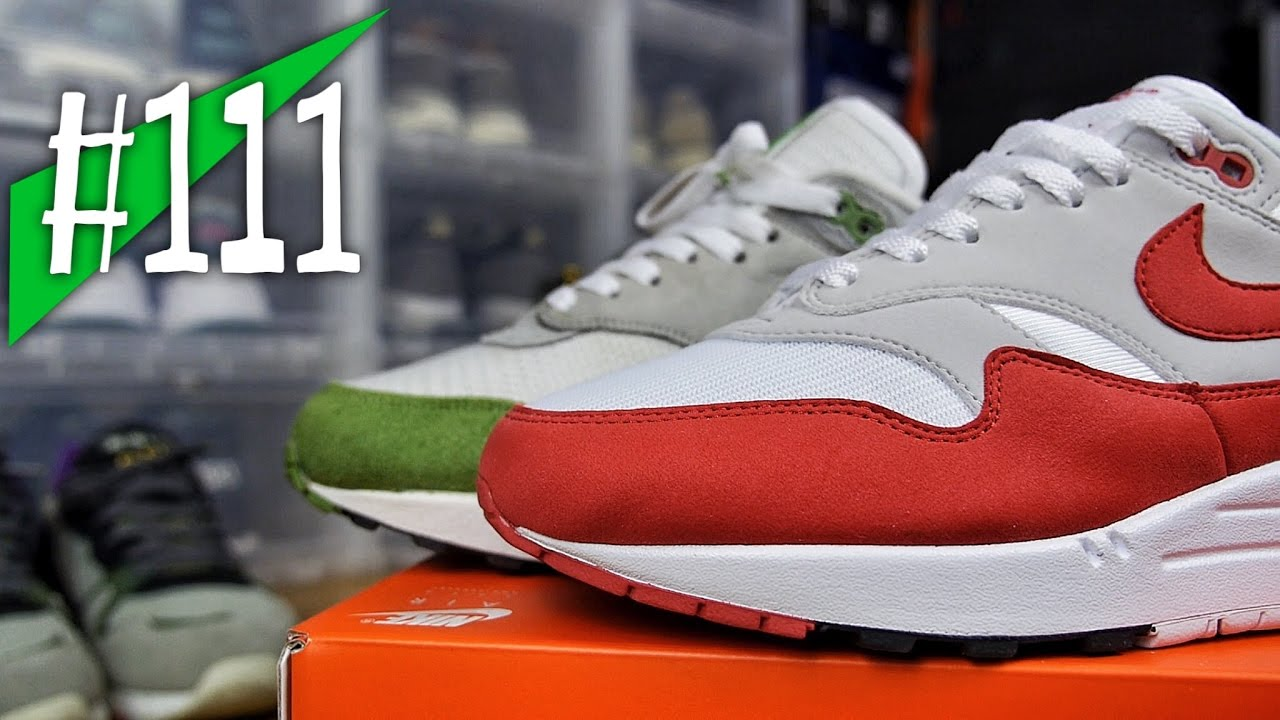 finest selection 5e178 d8149 #111 - NIKE AIR MAX 1 OG 30th ANNIVERSARY 2017 - Review/on feet -  sneakerkult